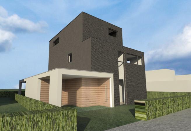 Wat kost een huis bouwen studio m architectuur for Wat kost een nieuwbouw