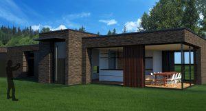 Riante bungalow